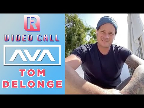 Tom DeLonge On Angels & Airwaves Album, Box Car Racer & Playing Blink-182 Songs Live - Video Call With 'Rocksound'
