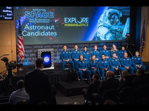 NASA Administrator Talks Training, Future Missions with Newest Astronaut Class Mp3