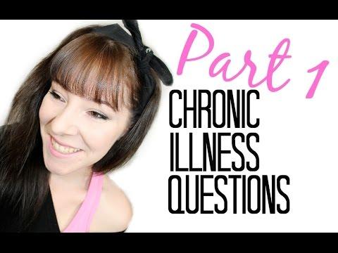 CHRONIC ILLNESS QUESTIONS [PART 1]