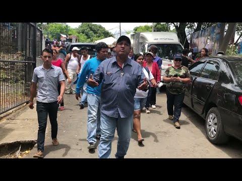 Dans les prisons du Nicaragua