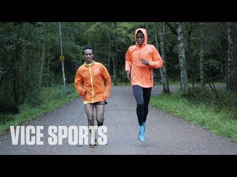 Sweden's Refugee Runners