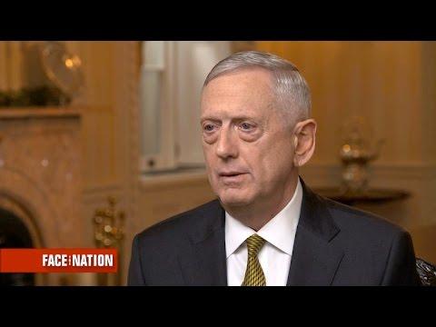 Defense Secretary James Mattis weighs in on Iran