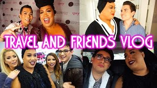 DAY IN THE LIFE TRAVEL AND GEN BEAUTY VLOG | PatrickStarrr