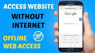 Video How to Access Websites Without Internet Connection on Mobile download MP3, 3GP, MP4, WEBM, AVI, FLV Mei 2018