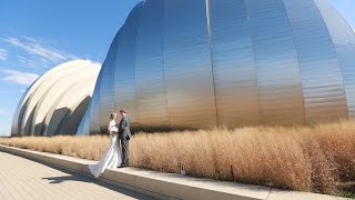 The Brass on Baltimore – Jillian & Brent – Kansas City Wedding Videography