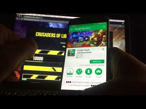 Crusaders Of Light Hack - Crusaders of Light Glitch [ Coins & Diamonds Trick ]