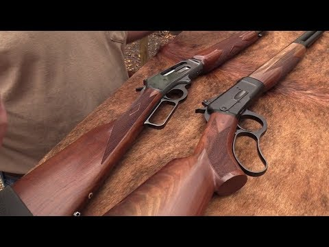 .45-70 Marlin Guide Gun   VS  500 Magnum Big Horn Armory