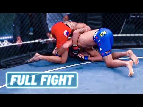Combate USA: Terry Bartholomew vs Ricky Bandejas I COMBATE GLOBAL