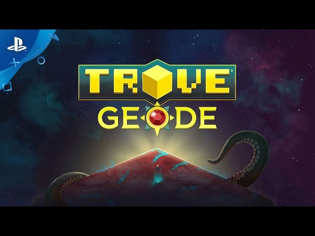 Trove - Geode Story Trailer | PS4