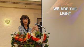 WE ARE THE LIGHT・松澤富貴子牧師・ワードオブライフ横浜