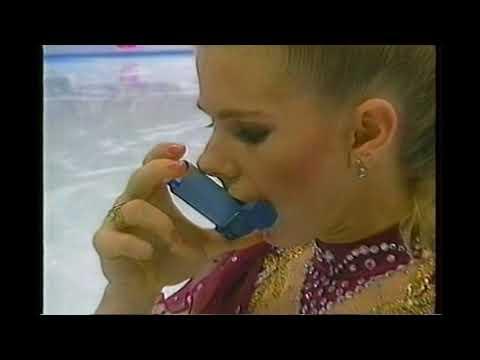 Tonya Harding (USA) - 1994 Lillehammer, Figure Skating, Ladies