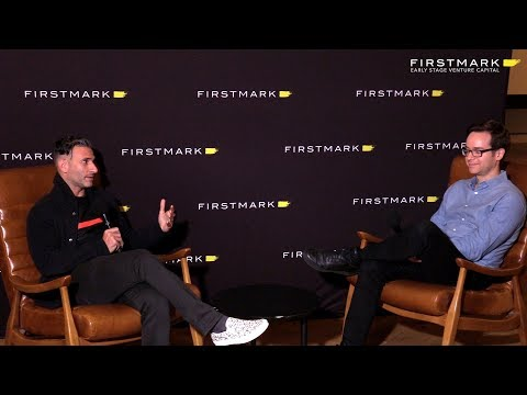 Fireside Chat: Josh Wolfe, Managing Director at Lux Capital (FirstMark's Hardwired)
