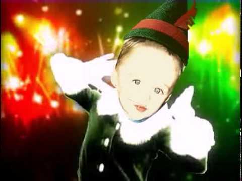 Optimist Enfant Evangel Pip Pop Jingle Bells Xmas Party