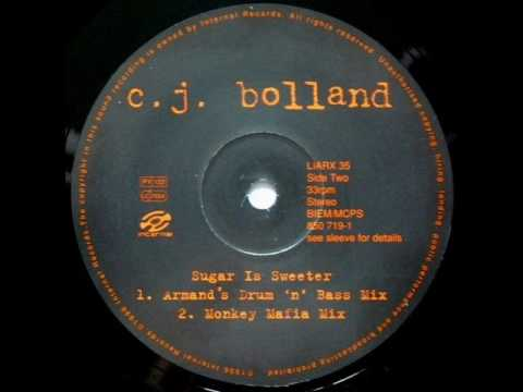 CJ Bolland - Sugar Is Sweeter (Armand's Drum 'n' Bass Mix) 1996