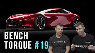 BENCH TORQUE #19 | Drag racing 101, Rotary revival & Nosy neighbours | fullBOOST