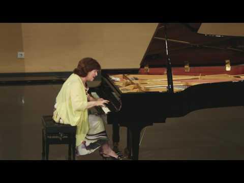 MUSICAL SUMMER MÁLAGA International Festival & Masterclasses 2017. J.Brahms. Dina Yoffe.