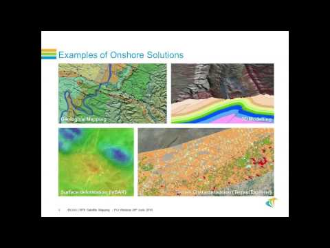PCI Geomatics webinar: DEMs and Geological Applications