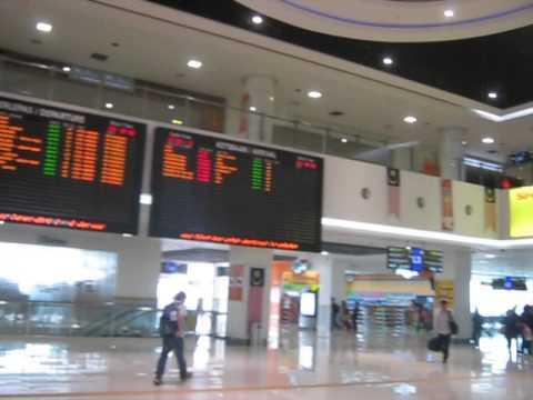 Kualar Lumpar Bus Station (new) - Terminal Bersepadu Selatan at Bandar Tasik Selatan (TBSBTS)