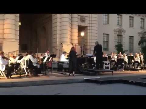 Fascinating Rhythm - Valerie Perri at Music Under the Stars, Pasadena Symphony POPS