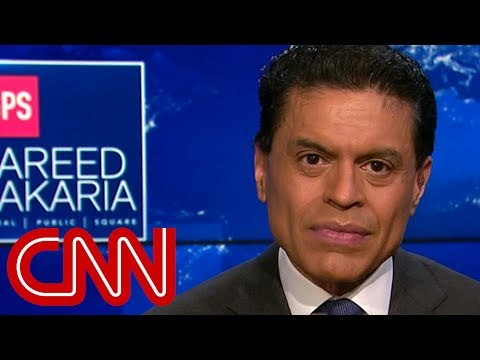 Fareed: Trump's only possible Iran strategy is a fantasy
