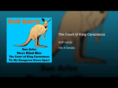 The Court of King Caractacus