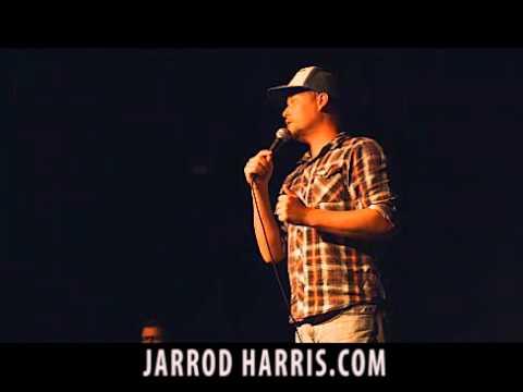 Jarrod Harris at Village Theatre in Atlanta, Ga