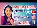 Lección 25: Imperatives (Explicación en Español)