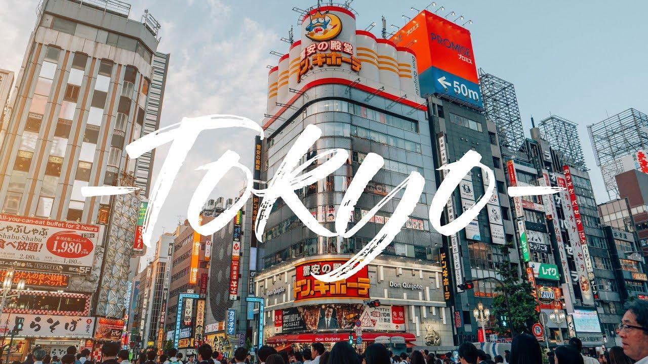 Lost in Tokyo | Travel Video | Japan