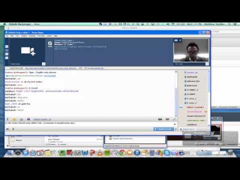 Volume 0 In Paltalk Chatroom (Beta)