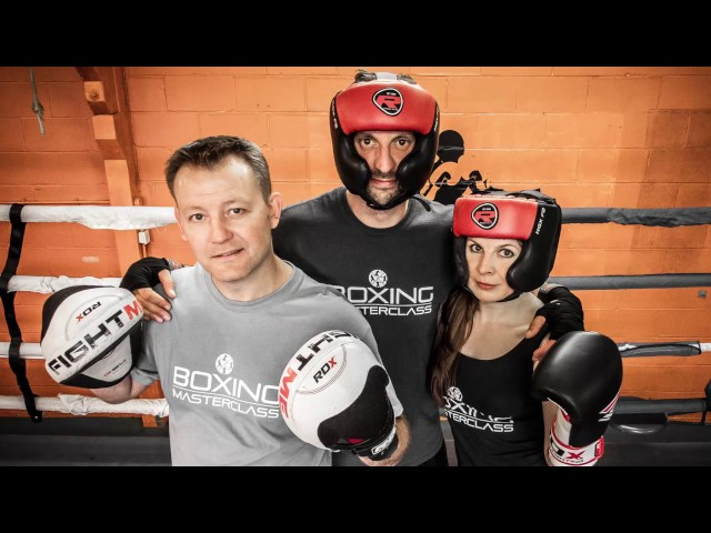 Boxing Masterclass - Boxing Foundation Trailer