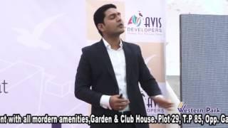 Part 4 Parikshit Jobanputra on Happy Life @ Western Park F