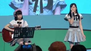 MRO旅フェスタ2017(石川県産業展示館1号館) 出演メンバー AKB48 Team8...