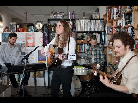 Andy Shauf: NPR Music Tiny Desk Concert