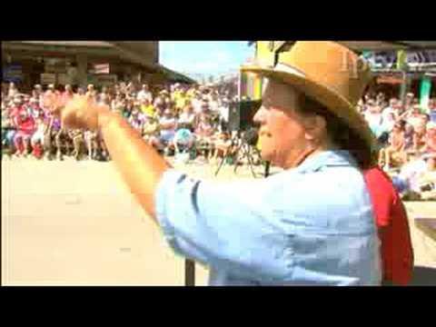 Iowa State Fair - Farmall Promenade Square Dancing Tractors