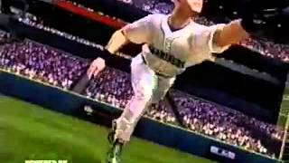 Major League Baseball 2k5 (Playstation 2) - Retro Video Game Commercial