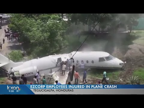 Son of Honduras plane crash survivor says he was 'floored' by photo