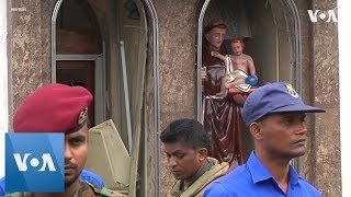 Sri Lanka Blasts: More than 200 Killed on Easter in Churches, Hotels