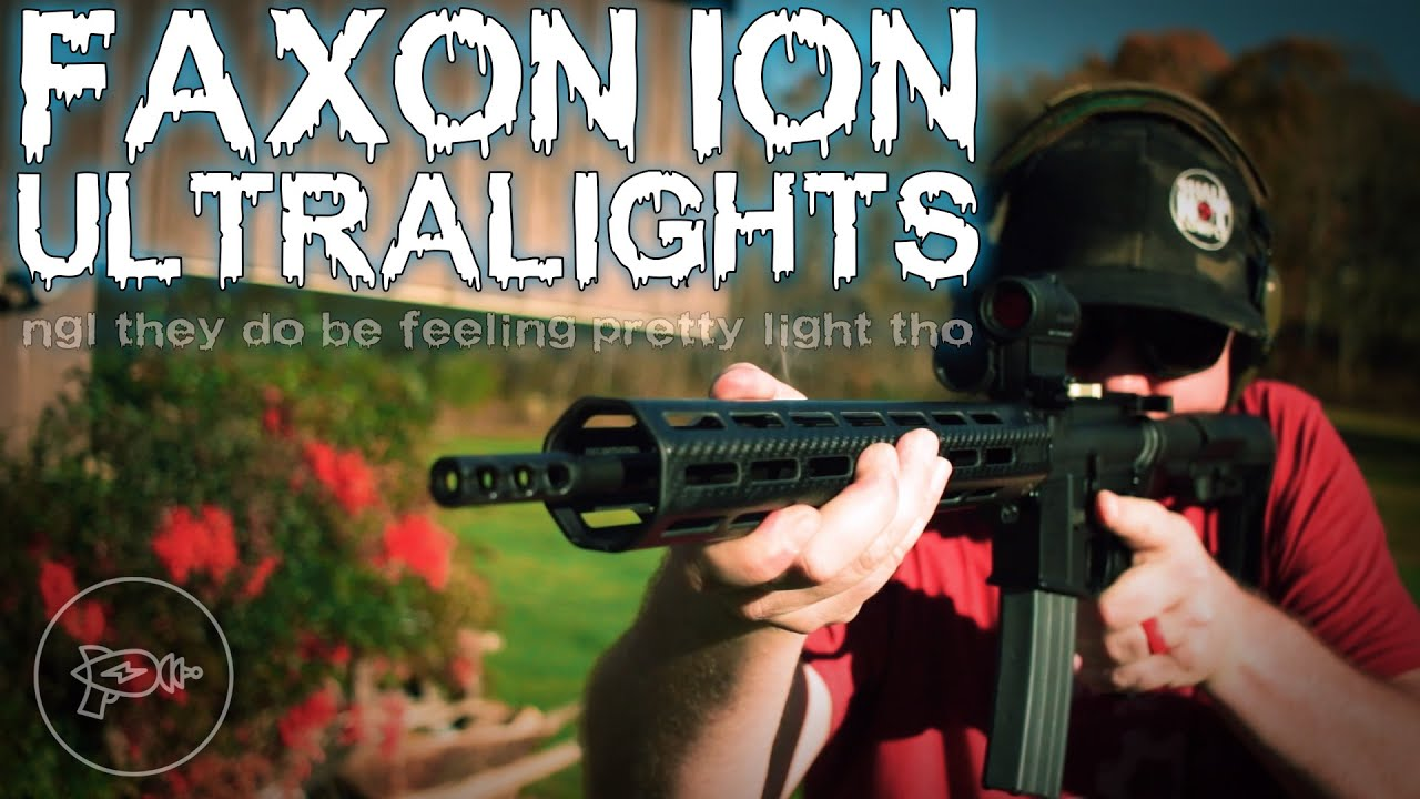 The Most Affordable Lightweight AR-15? ⚖ Faxon ION Ultralight Rifles! [Review]