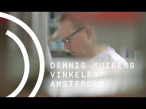 Dennis Kuipers bij Vinkeles* in Amsterdam