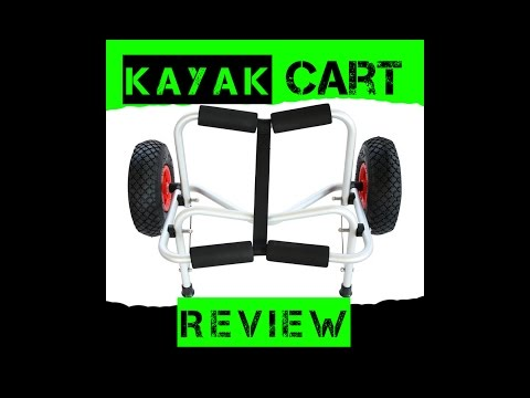 Kayak Cart I Just Bought For $9.99!!!