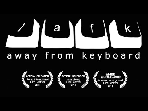 /afk - AWAY FROM KEYBOARD (2013) - WORLD OF WARCRAFT MOVIE - DOCUMENTARY