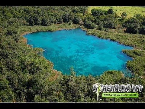 Flutuação Lagoa Azul - Primavera do Leste - MT