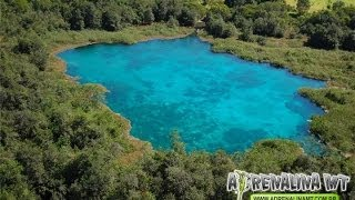 Flutuação Lagoa Azul - Primavera do Leste - MT  / ADRENALINA MT - Vídeo 720p