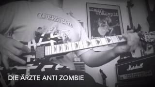 Besession Music - Die Ärzte Anti Zombie Guitar Cover