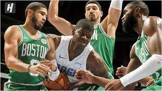 Boston Celtics vs Orlando Magic - Full Game Highlights | October 11, 2019 NBA Preseason