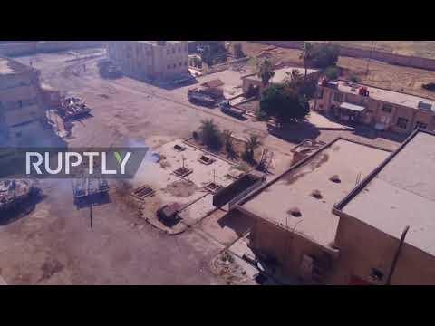Syria: Fighting escalates as SAA pushes deeper in Daraa