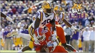 Arden Key Highlights| NFL Draft 2018| LSU