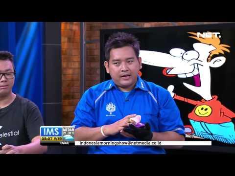 IMS - South jakarta yoyo club mempopulerkan mainan kuno di zaman modern
