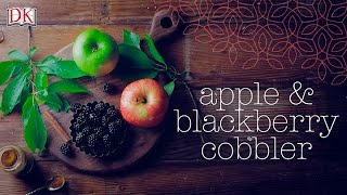 Step-by-step Desserts: Apple And Blackberry Cobbler