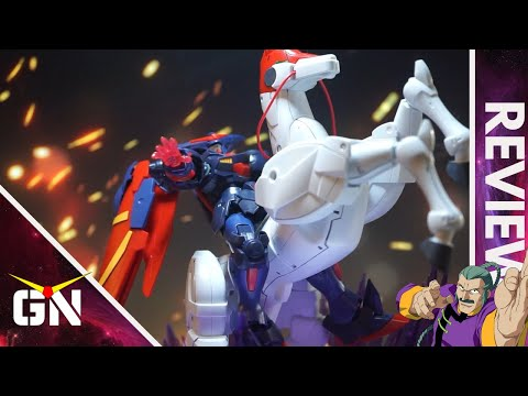 You Were All Rights About This Kit - HG Master Gundam and Fuunsaiki | REVIEW